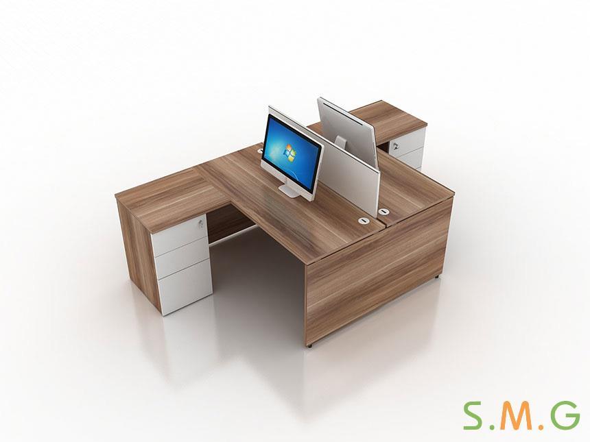 盛悅板式辦公桌4